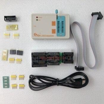 DYKB EZP2013 USB מתכנת SPI תמיכה 24 25 93 EEPROM פלאש ה-bios EEPROM שבב  מתכנת