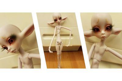 Bjd doll mosquito fashion quality toy