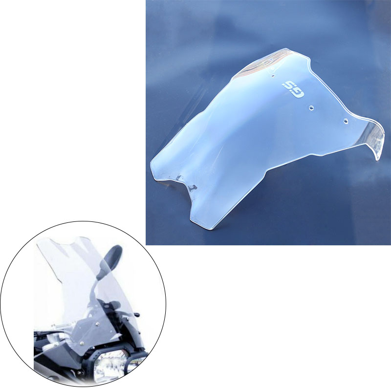 Windscreen For BMW F Series Parallel Twin F800GS F700GS F650GS 2008 2017 For Motorcycle Windshield Wind Deflectors in Windscreens Wind Deflectors from Automobiles Motorcycles