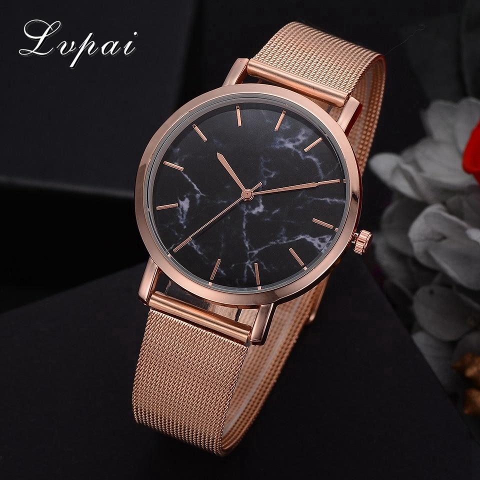 Click Y Cómpralo: Reloj de pulsera de mujer Casual relojes de cuarzo de marca regalo reloj