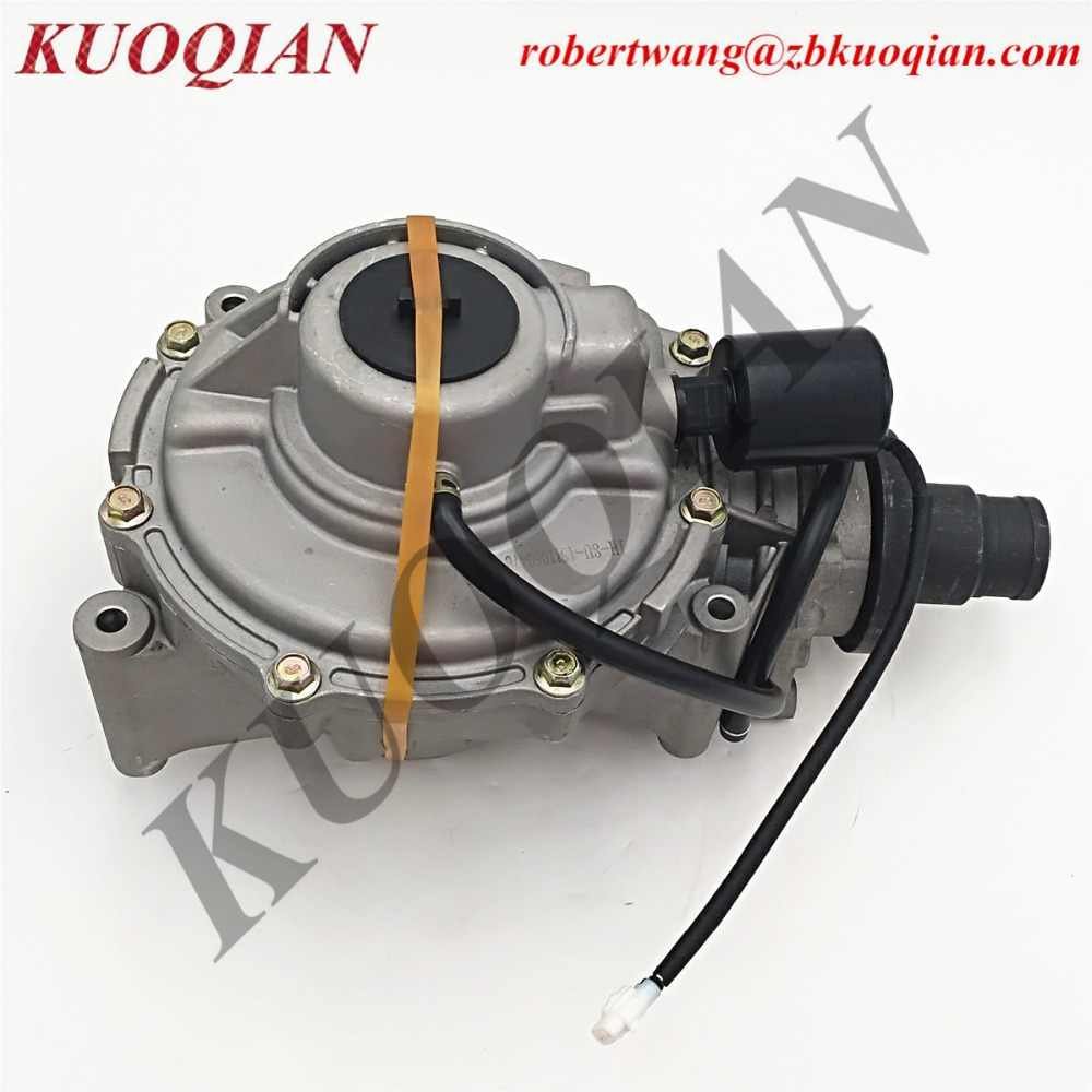 hight resolution of hisun utv 800 rear reducer assy rear differential axle diff transmission massimo bennch parts 27200