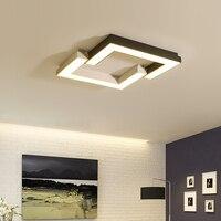 Creative ceiling lights modern LED fixtures book room bedroom lamps Nordic novelties Iron craft Ceiling lighting