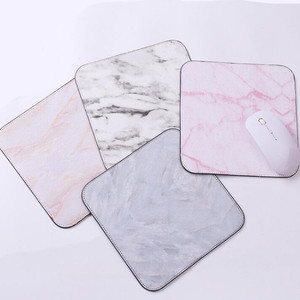 1pcs Marble Mouse Mat Office D