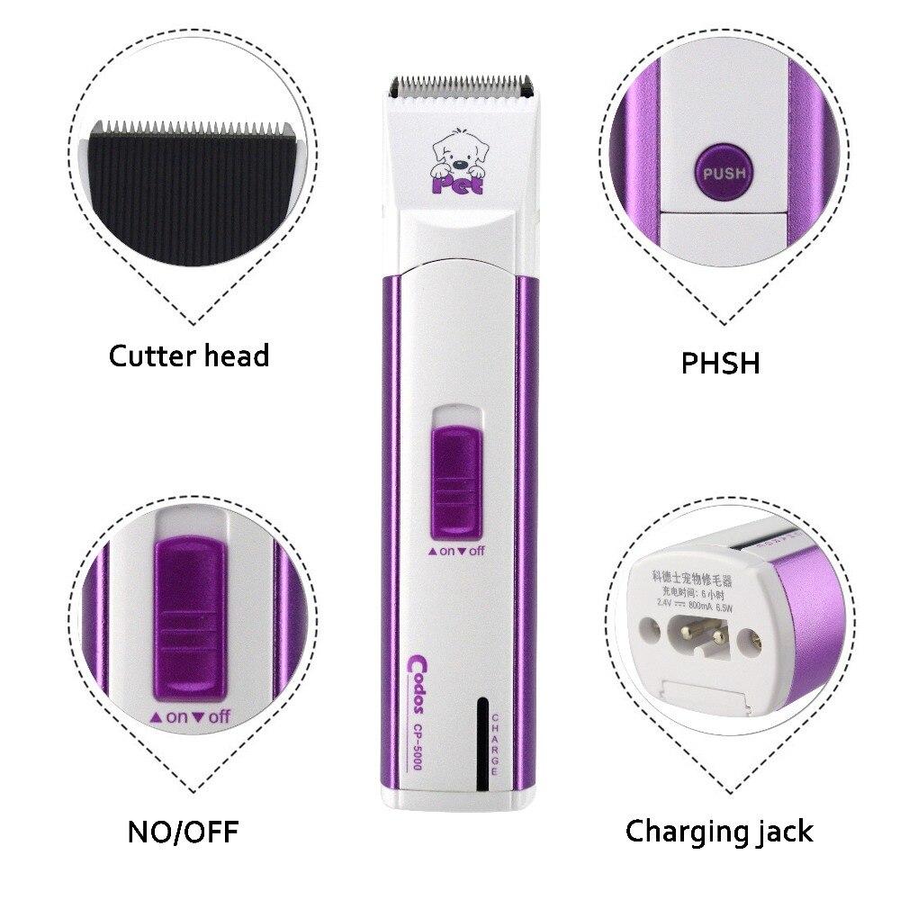 Original Quality Codos CP-5000 Pet Alat Pengukur Elektrik Anjing Part - Produk haiwan peliharaan - Foto 4