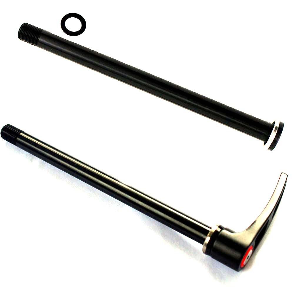 100*15mm /& 142*12mm Thru Axle Skewers For MTB Road Bike Thread spacing 1.5mm