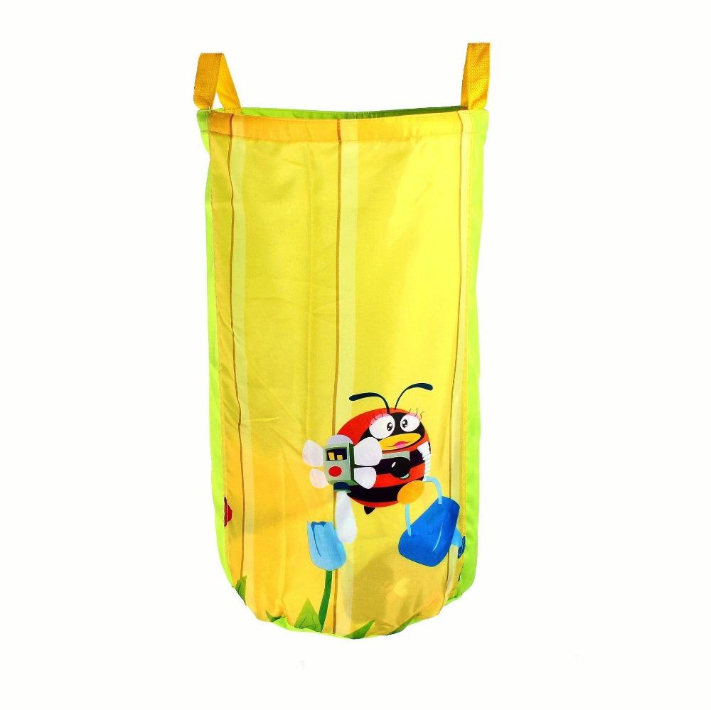 diversin al aire libre carrera de sacos de salto de dibujos animados bolso de escuela kida
