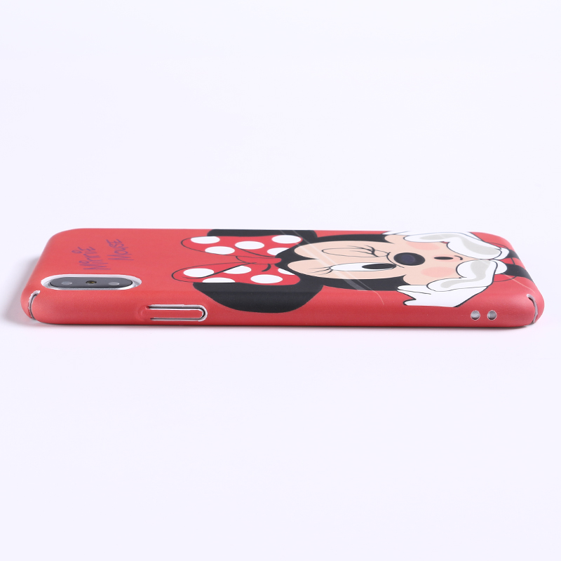 TOMOCOMO Funny Minnie Mickey Cartoon Hard PC Case For iPhone 6 6Plus 7 7P 8 8Plus X Characters Back Cover Skin Coque Capa