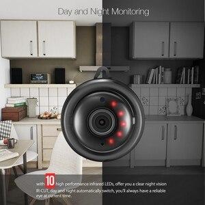 Image 2 - Digoo DG MYQ caméra IP stockage en nuage 720P WIFI Vision nocturne bidirectionnelle Audio sécurité détection de mouvement caméra IP sécurité à la maison