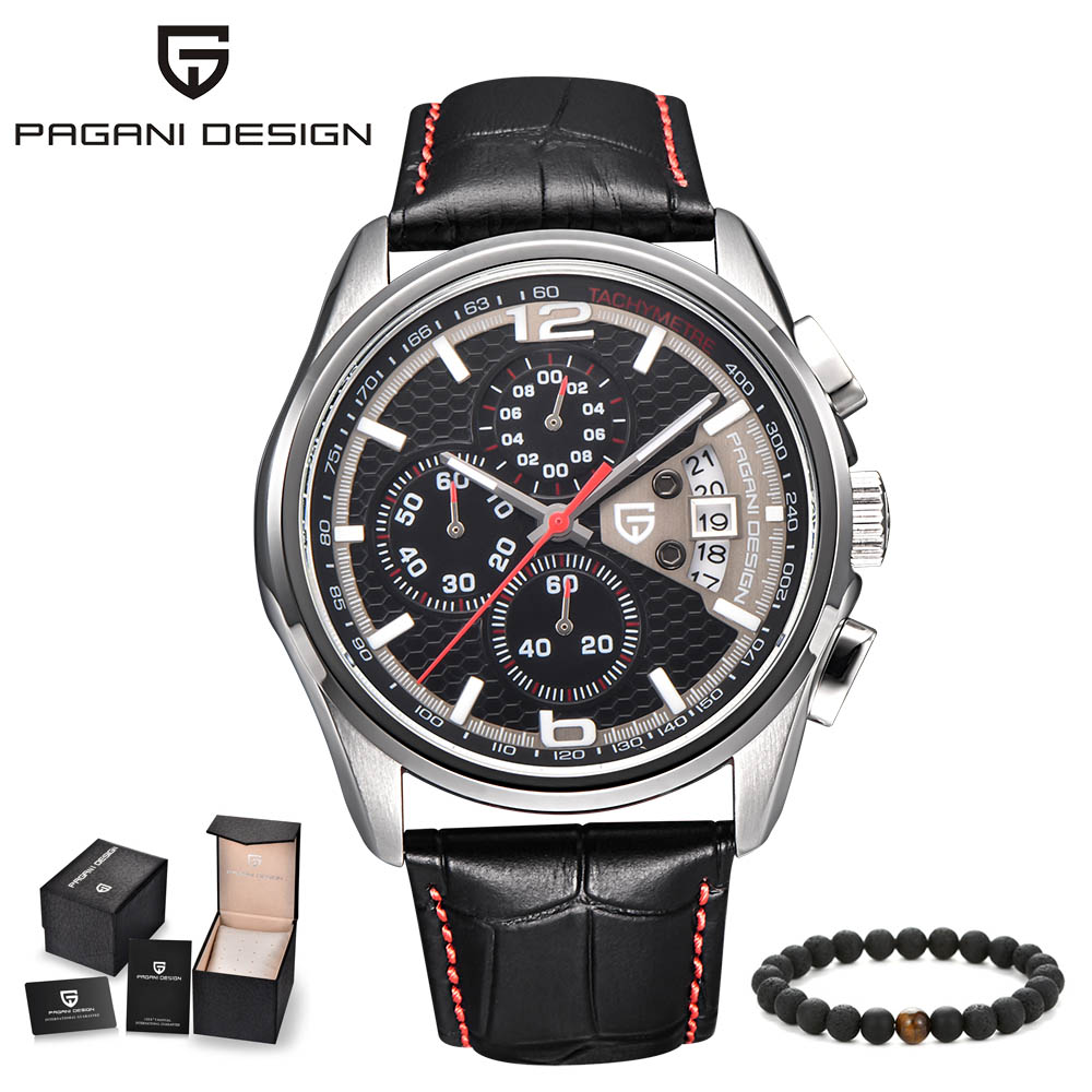 PAGANI Relogio Masculino Men Watches Luxury Famous Top Brand Men's Fashion Casual Sports Watch Military Quartz Wristwatches Saat