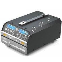 Двухканальное выходное зарядное устройство Aerops PC1080, 1080 Вт, 20 А, литий полимерное зарядное устройство для защиты растений, беспилотных летательных аппаратов