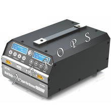 Aerops PC1080 Dual Channel Uitgang Oplader 1080W 20A Lithium Li Po Batterij Oplader Voor Plant Bescherming Uav Drone