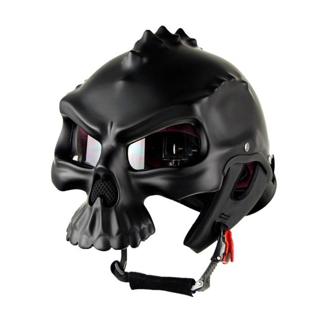 Hot Motorcycle Helmet Motorbike Helmet Atv Off Road Full