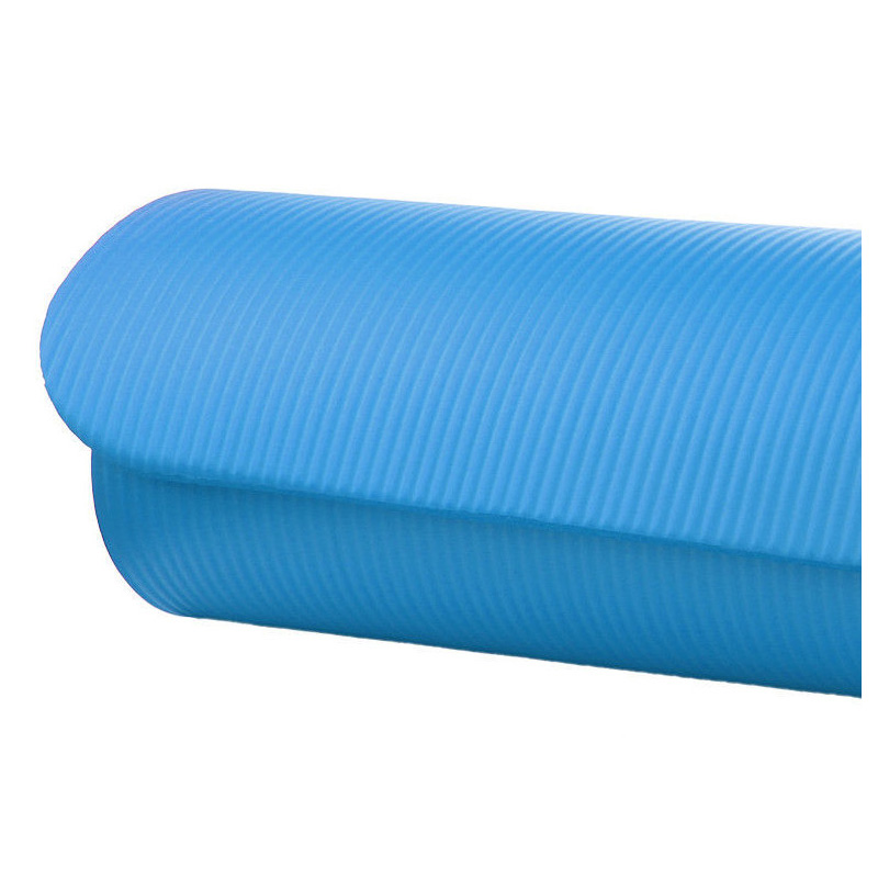 Yoga Mat 15mm Thick Exercise Fitness Physio Pilates Workout Mat Non Slip