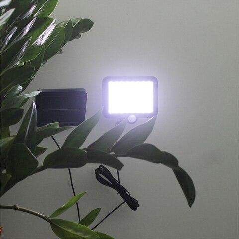ar livre sensor de movimento inteligente luzes