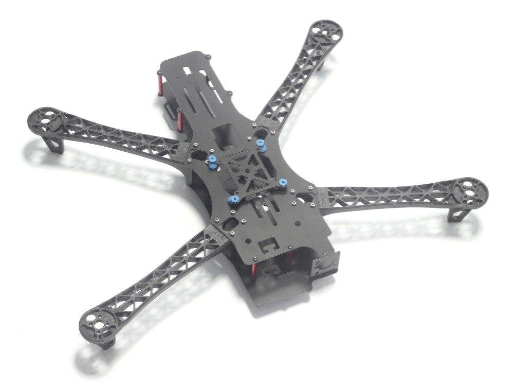 New REPTILE MWC X-Mode X500 500mm 500 Full Carbon Fiber Alien Multicopter Quadcopter Frame BlackSheep