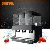 Бесплатная доставка поставляем 3 танки гранитор промышленный/Машина Для Оттаивания снега диспенсер для холодных напитков