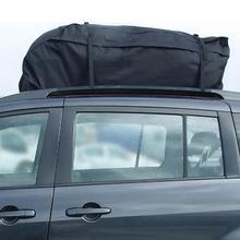 На крыше мешок стойки грузов несущей Чемодан хранения путешествия Водонепроницаемый Touring внедорожник Ван для автомобилей укладки