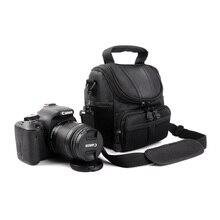 Камера сумка для Canon EOS M100 M50 M10 1300D 4000D 800D 200D 750D Nikon D3400 D5300 B700 B500 P900 P610 L840 L830 L340 L330