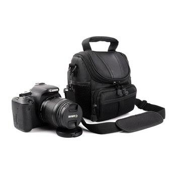 Caso Sacchetto Della macchina fotografica Per Canon EOS M100 M50 M10 1300D 4000D 800D 200D 750D Nikon D3400 D5300 B700 B500 P900 p610 L840 L830 L340 L330
