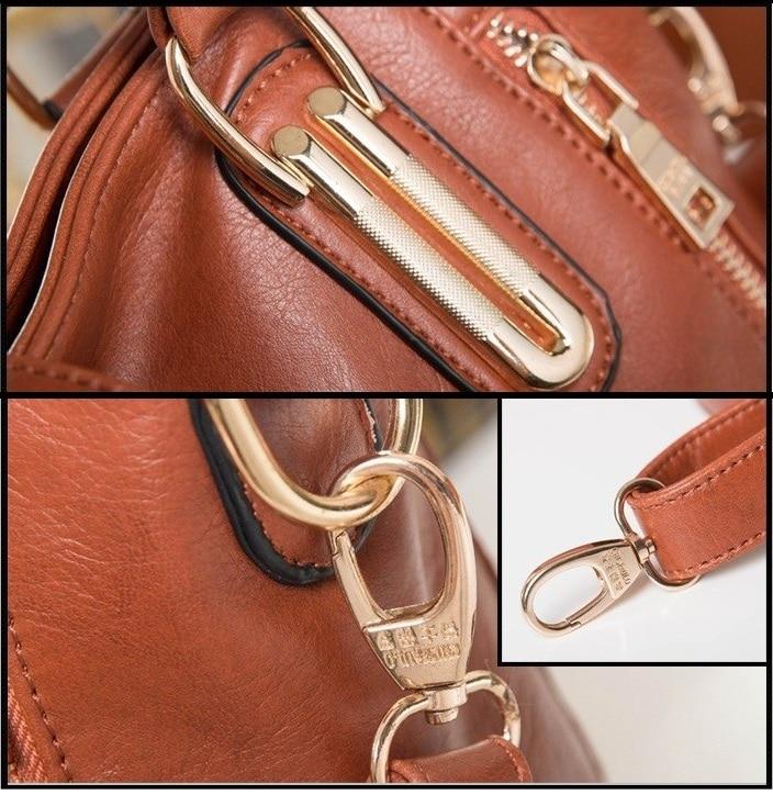 Lüks marka Patent Çantaları Qadın Çantaları Messenger Dizayner - Çantalar - Fotoqrafiya 3