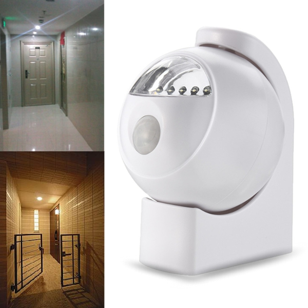 Outdoor Security Infrared PIR Motion Sensor Detector Wall LED Night Light Switch 180 Degree new safurance security pir infrared motion sensor detector wall light easy to install home safety