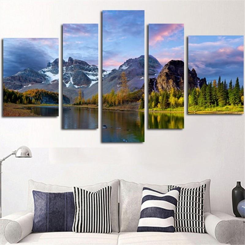 Tropical Canvas Art Басып шығару Қабырға - Үйдің декоры - фото 4