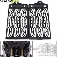 For BMW R1200GS Motorcycles Radiator Grill Guard Cooler Cover for BMW R1200GS R 1200 GS GSA ADV LC WC 2013 2016 after market