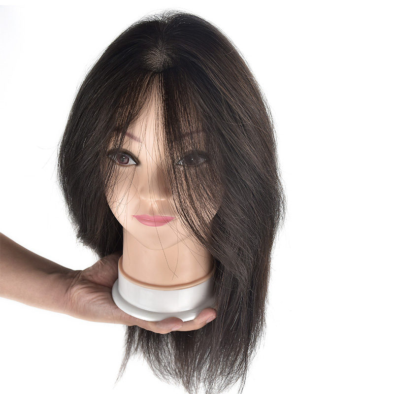 Professional 40cm hairdressing dolls head Female Mannequin Hairdressing Styling Training Head Nice high quality Mannequin Head
