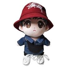 doll jeans coat hat bag 20cm exo doll got7 doll use