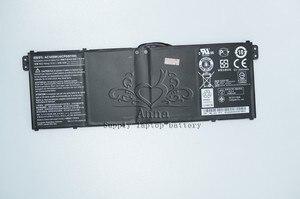 Image 2 - JIGU nowy oryginalny 15.2V 48Wh baterii laptopa dla Acer Aspire V3 V3 371 V3 371 30FA AC14B8K