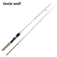 A Ul Ultra Soft Carbon Rod Halleluyah Rod 1 68 Meters Straight Handle