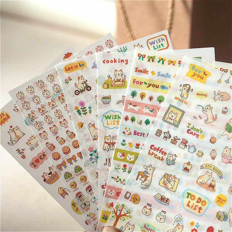 LOLEDE Random One Cartoon Style Funny Stickers For Mobile Phone & Suitcase Cool Laptop Stickers Skateboard Sticker