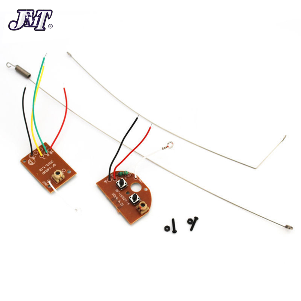 Circuit For Remote Control