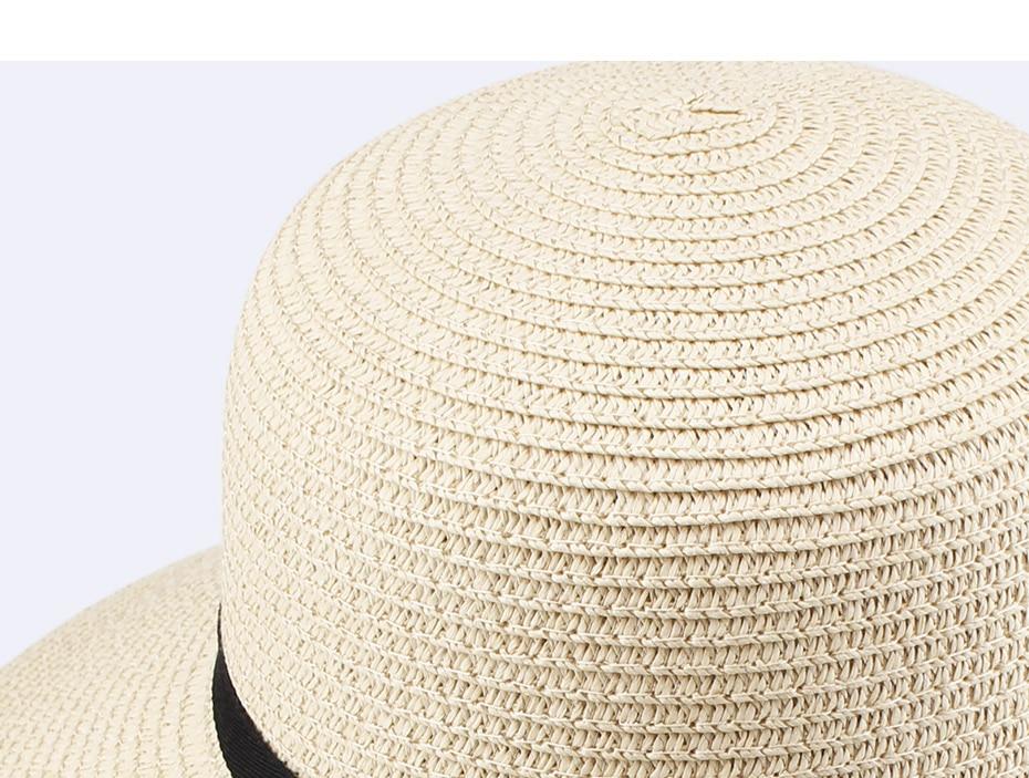 chapeau large bord