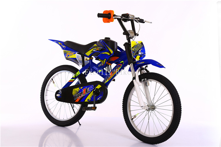 "Excelli Moto Bike 12""/16""/20"" Mountain Bikes for Child cycle Vocalization Kids Bike Toy Bar Bicicleta Child Cycling"