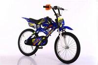 Excelli Moto Bike 12/16/20 Mountain Bikes for Child cycle Vocalization Kids Bike Toy Bar Bicicleta Child Cycling