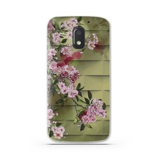 Cases with Floral Prints for Motorola