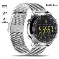 360 Metal Smart Watch IP68 Dive Stopwatch Montre Connect Smartwatch Men For IOS/Moto/Lenovo/Huawei PK Q9/Q8 relogio inteligente