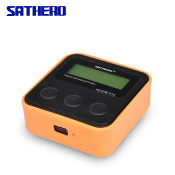 Sathero SH-110HD DVB-T DVB T2 High Definition Finder Portable TV Signal Meter  1