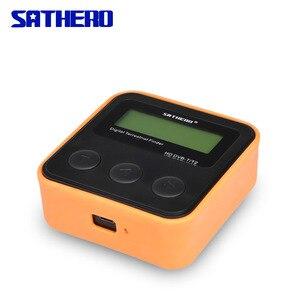Image 2 - Sathero SH 110HD dvb t dvb T2 高精細ファインダーポータブルテレビ信号メーターデジタルファインダーメーター