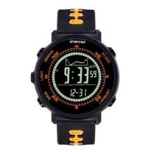 Sale SPORTSTAR Outdoor Pioneer smart wristwatch with digital compass,altimeter,barometer,thermometer,weather forecase