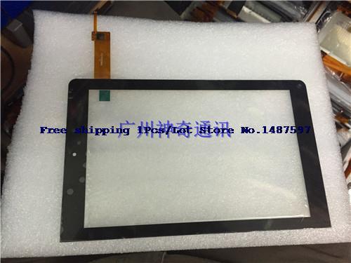1 Шт./лот бесплатная доставка 10.1-дюймовый Планшетный ПК емкостный сенсорный экран почерк экрана внешний экран CG10208A0