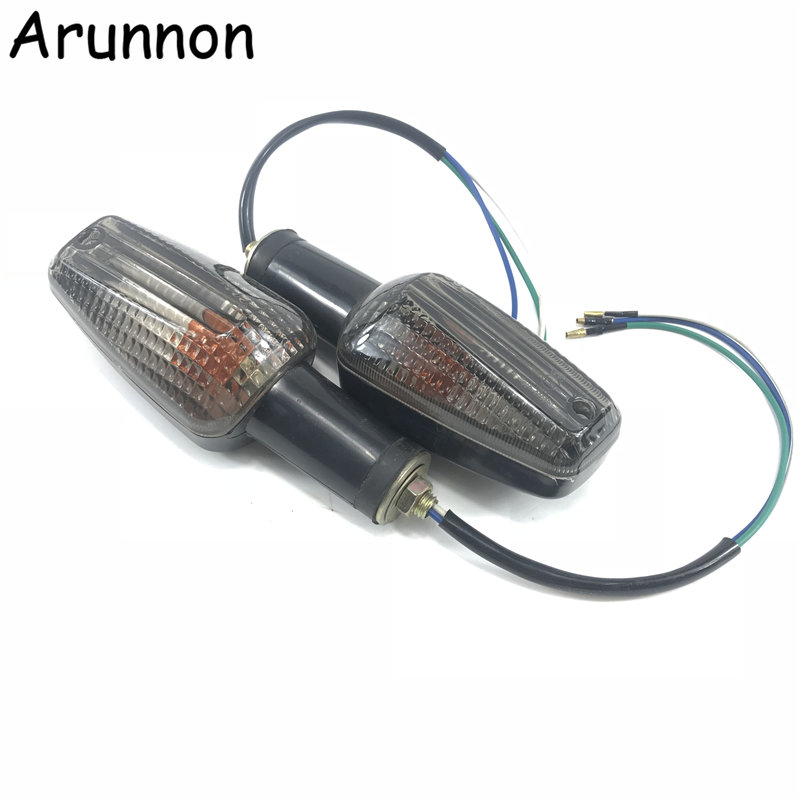 Motorcycle Turn Signal Light for Honda Hornet VTEC <font><b>1</b></font> VTEC <font><b>2</b></font> CB400 CB 400CB400 CB1300 CB 400 CB <font><b>1300</b></font> VFR 800 Indicators Lamp image