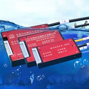 Image 3 - 4S 12V Lithium Battery Protection Board lifepo4 iron Li ion Li Charger Balance Polymer Lipo 10A 15A 20A 30A 40A 60A 80A BMS Cell