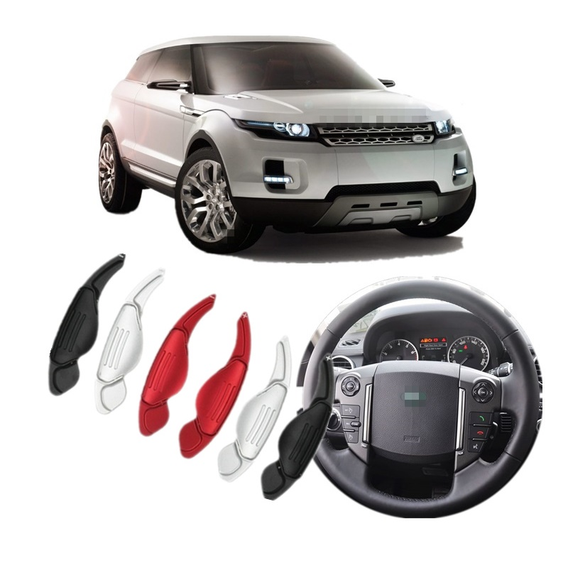 Steering Wheel Aluminum Shift Paddle Fits For Land Rover