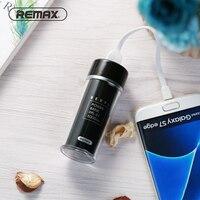 Remax Ngân Hàng Điện 5000 mAh Cầm Tay Một Sạc Cổng Usb Sạc Pha Lê Phong Cách Pin Ngoài cho iPhone 8 X Samsung Proverbank