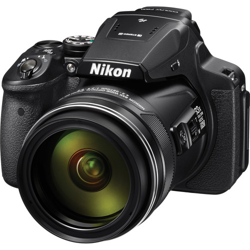 Nikon camera coolpix p900 digital cameras -16mp -83x optical zoom -1080/60p video...