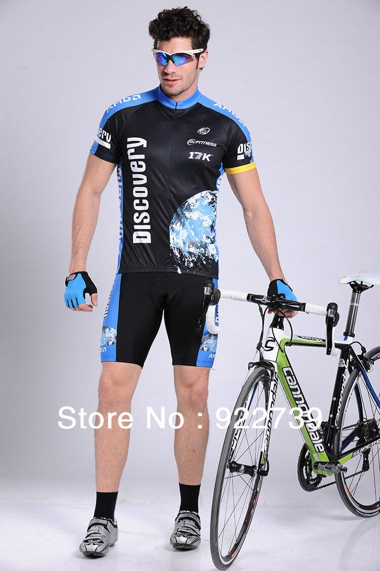 mens summer fashion cycling bib sets road bike mountain
