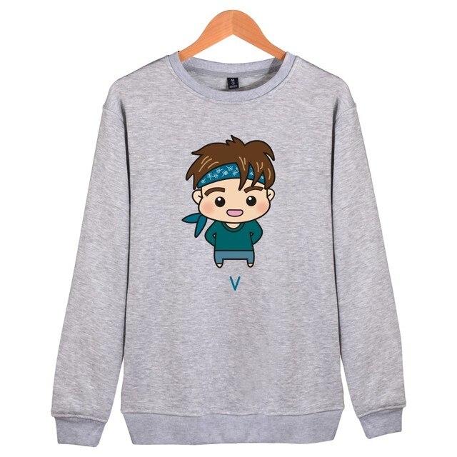 Cute BTS Sweatshirt