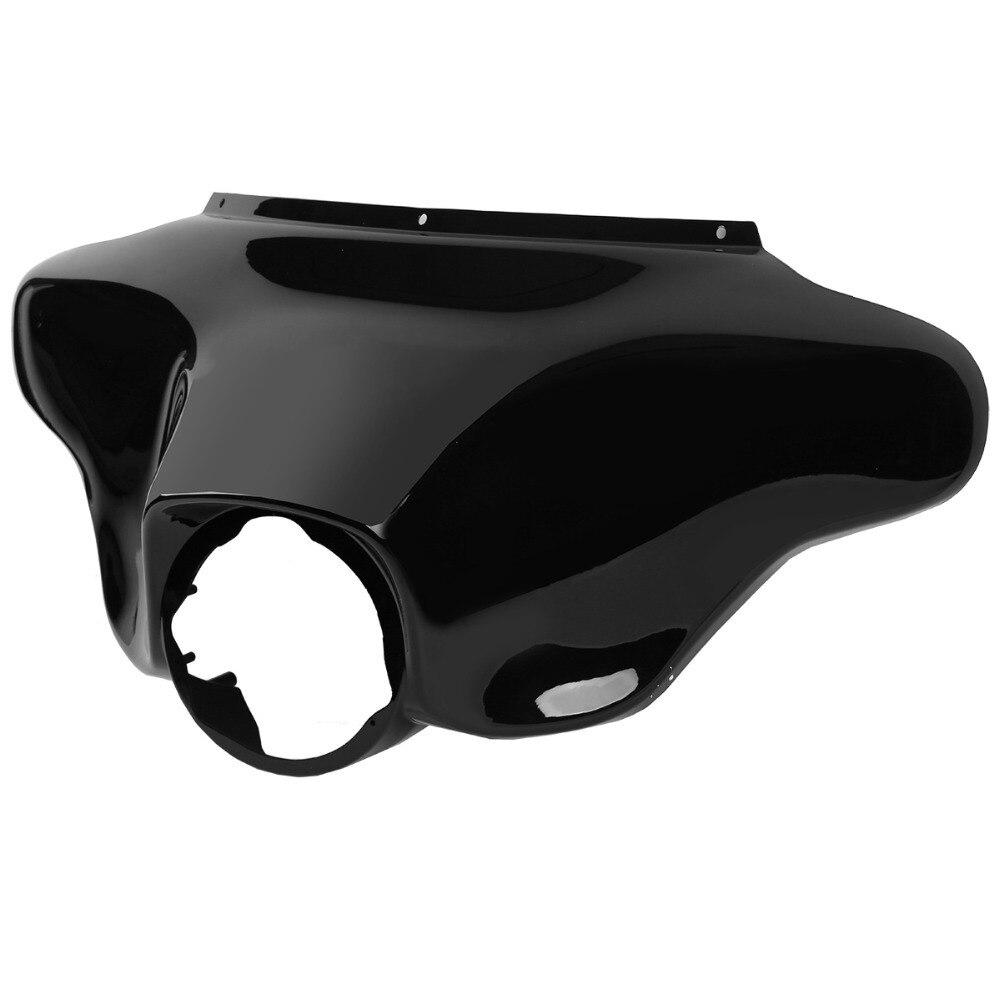 Vivid Black Front Batwing Վերին արտաքին փափուկ - Պարագաներ եւ պահեստամասերի համար մոտոցիկլետների - Լուսանկար 3